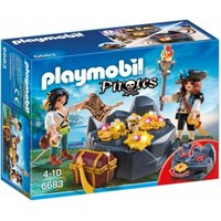 Playmobil Pirate Treasure Hideout 6683 - Pirate Gifts