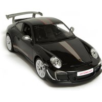 Hamleys Black Porsche 911 GT3 RC Car - Rc Gifts