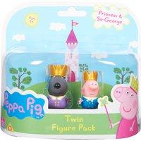 Peppa Pig Princess Peppa Twin Figure Assortment