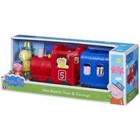 Peppa Pig Miss Rabbits Train & Car