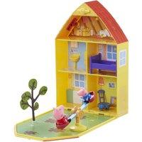 Peppa Pig Peppa's Home & Garden Playset