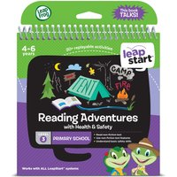 LeapFrog LeapStart Level 3 Reading Adventures Activity Book