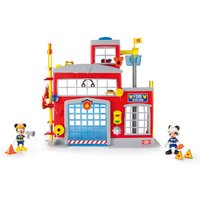 Disney Mickey Mouse Clubhouse To The Rescue Fire Station
