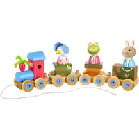 Peter Rabbit Puzzle Train