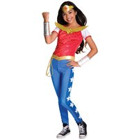 DC Superhero Girls Small Deluxe Wonder Woman Costume - Wonder Woman Gifts