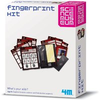 Science Museum Finger Print Kit - Hamleys Gifts