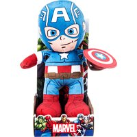 Marvel Avengers 10-inch Captain America Soft Toy
