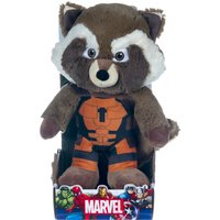 Marvel Guardians Of The Galaxy 10-Inch Rocket Raccoon Soft Toy - Guardians Of The Galaxy Gifts
