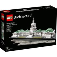 LEGO Architecture United States Capitol Building 21030 - Architecture Gifts