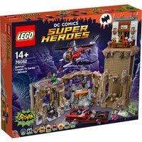 LEGO Batman Classic TV Series Batcave 76052
