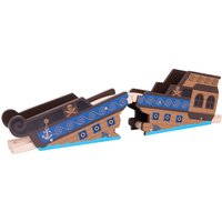 Bigjigs Rail Shipwreck Bridge - Hamleys Gifts