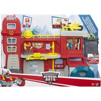 Playskool Heroes Transformers Rescue Bots Fire Headquarters