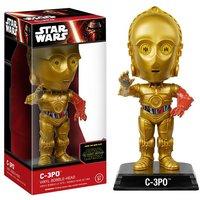 Star Wars E7 TFA C-3PO Wacky Wobbler Figure