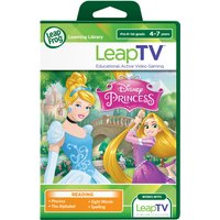 LeapFrog LeapTV Disney Princess Software