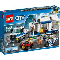 LEGO City Police Mobile Command Center 60139 - Police Gifts