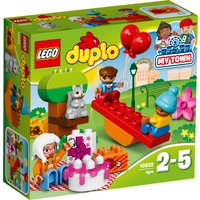 LEGO DUPLO Town Birthday Picnic 10832 - Picnic Gifts
