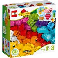 LEGO DUPLO Creative Play My First Bricks 10848