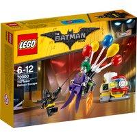 LEGO Batman Movie The Joker Balloon Escape 70900 - Batman Gifts