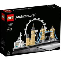 LEGO Architecture London 21034 - Architecture Gifts