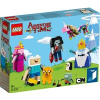 LEGO Adventure Time Lego Adventure Time 21308 - Adventure Time Gifts