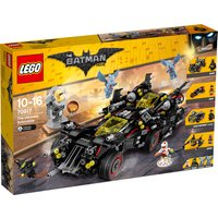 LEGO Batman Movie The Ultimate Batmobile 70917 - Batman Gifts