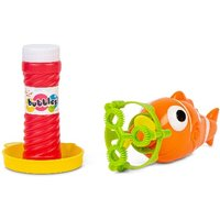 Click to view product details and reviews for Hamleys Fish Bubble Blower.