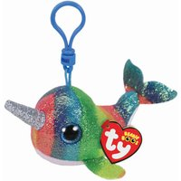 TY Star Unicorn Teeny Soft Toy