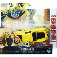 Transformers The Last Knight 1 Step Turbo Changer Figures