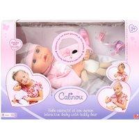 Baby Ellie & Friends 40cm Talking Baby Doll - Talking Gifts