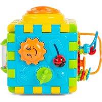 Fun 2 Learn Musical Discovery Cube - Fun Gifts