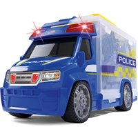 Driving Force Push & Play Police Van
