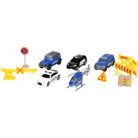 Driving Force Police Vehicle Playset - Police Gifts