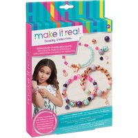 Make It Real Bedazzled Blooming Creativity Charm Bracelets - Creativity Gifts
