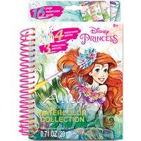 Disney Princess Ariel Watercolor Activity Book