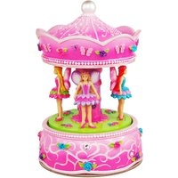Luvley Fairyland Musical Carousel