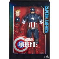 Marvel Legends Series 12-Inch Captain America Figure