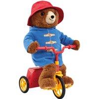 Paddington Bear 35cm Cycling Soft Toy