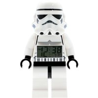 LEGO Star Wars Stormtrooper Figure Alarm Clock