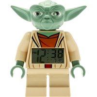LEGO Star Wars Yoda Figure Alarm Clock