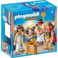 Playmobil Caesar & Cleopatra 5394