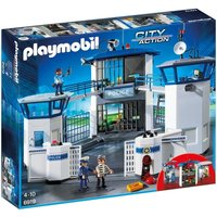 Playmobil Police Headquarters With Prison 6919 - Police Gifts