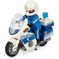 Playmobil City Action Police Bike With LED Light 6923 - Police Gifts