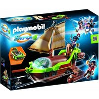 Playmobil Super 4 Floating Pirate Chameleon 9000