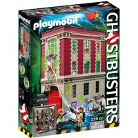Playmobil Ghostbusters Fire Department 9219