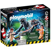 Playmobil Ghostbusters Venkman & Terror Dogs 9223 - Dogs Gifts