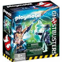 Playmobil Ghostbusters Spengler & Ghost 9224