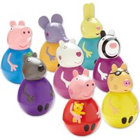 Peppa Pig Weebles Figure Assortment