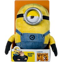 Despicable Me 3 Medium Mel Soft Toy With Sound