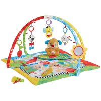 Fisher Price Newborn Puppy & Pals Learning Gym