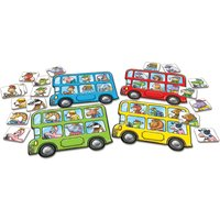 Mini Games - Little Bus Lotto - Games Gifts